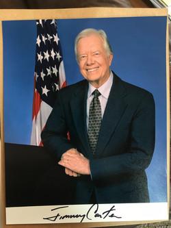 President Carter 8x10