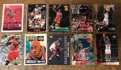 10 MJ Cards