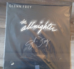 Glen Frey (Eagles) Autographed LP donated by Corey Hanson