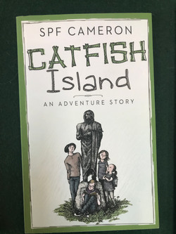 Catfish Island by Scott Cameron
