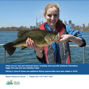 Ontario's Fishing Regulations F.A.Q.'s