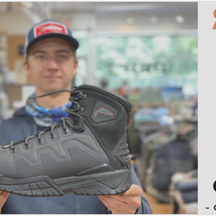 Simms G4 Pro Guide Series Wading Boot Give-Away Contest