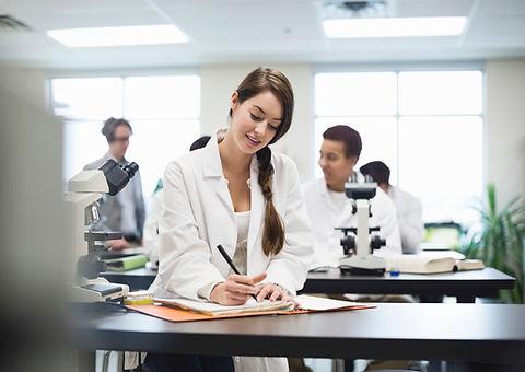 Science Lab étudiant