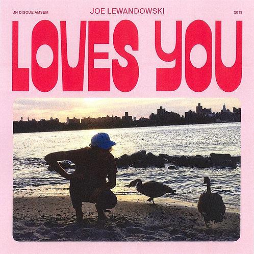 Loves You - Joe Lewandowski