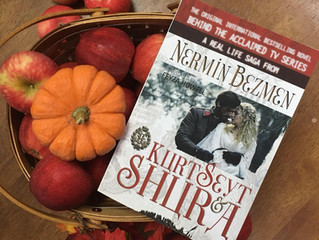 If the fall weather is calling you to hide under a blanket, bring your favorite read with you!