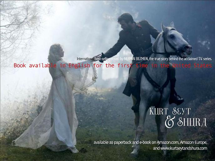 Kur Seyt & Shura, English novel
