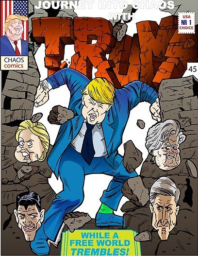 Journey into Chaos with Trump