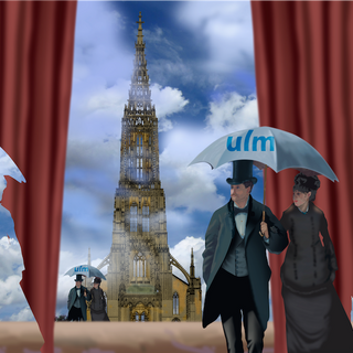 Season's Magrittengs from Ulm
