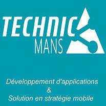 logo TECHNIC'MANS