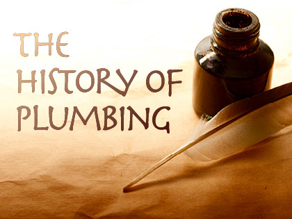 About the History of Indoor Plumbing