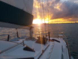 Sunset Cruise in Bermuda