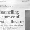 Newspaper Excerpt 'Lift The Carpet' (2018)