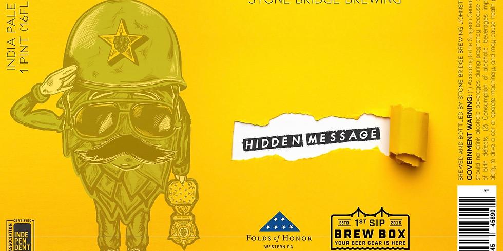 Hidden Message Release Party