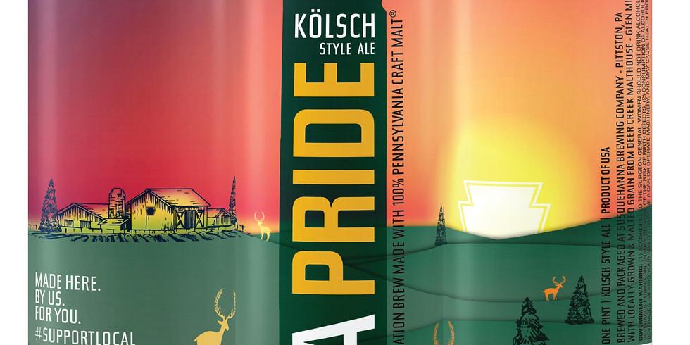 PA Pride Kolsch Release