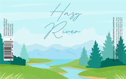 Hazy River Double IPA