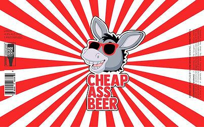 Cheap Ass Beer