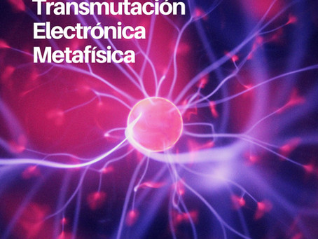 TRANSMUTACIÓN ELECTRÓNICA METAFÍSICA | Rubén Cedeño  (Audiolibro Completo en Español) Voz: Román R.