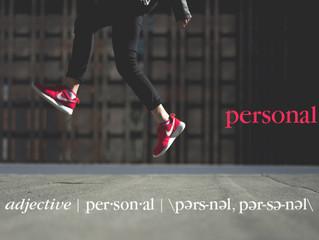 Make it Personal - LEAP!