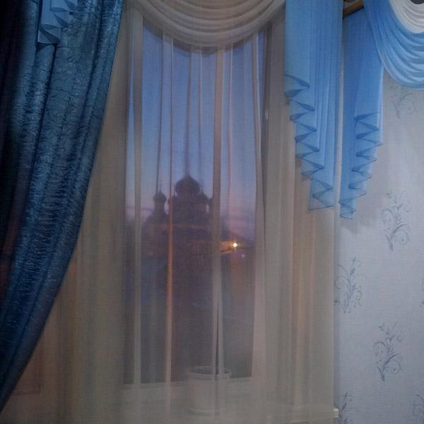 "Комната ""Смоленская"" вид из окна"