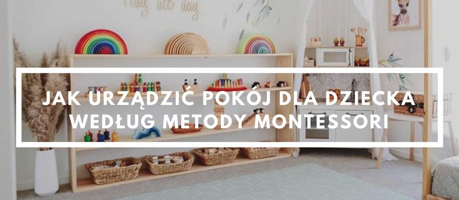 Jak urządzić pokój dla dziecka według metody Montessori