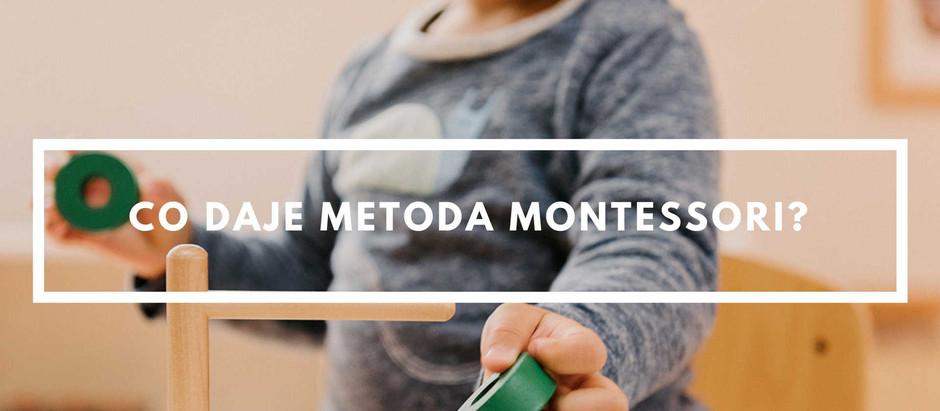 Co daje metoda Montessori?