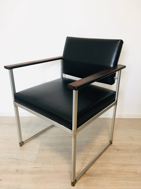 German Lounge Chair from Lubke, 1960s