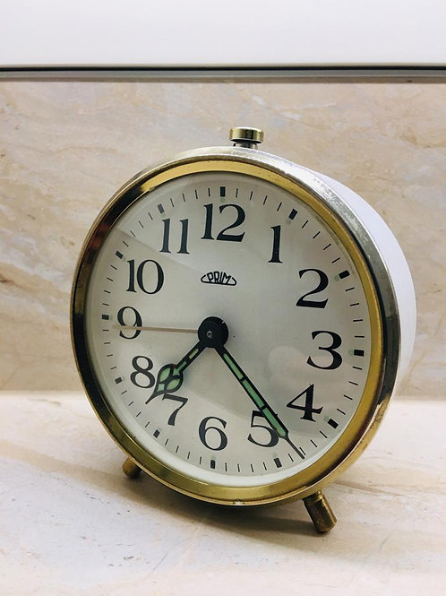 Vintage Alarm Clock from Prim, 1970s