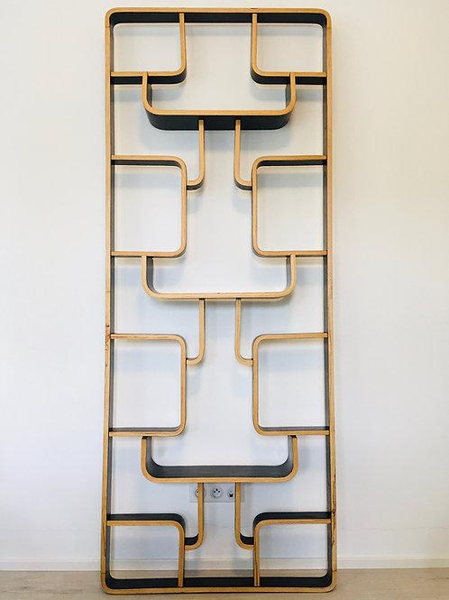 Mid-Century Room Divider by Ludvik Volak for Drevopodnik Holesov,  1960s