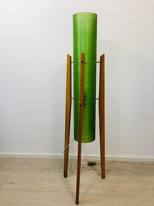 Space Age Rocket Floor Lamp, 1970s