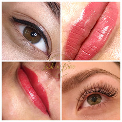 Lashes- Lips- Eyeliners