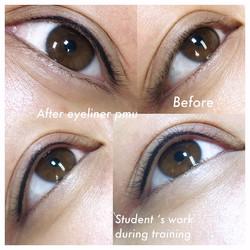 Eyeliners Tattoo
