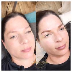 Ombre' Eyebrows
