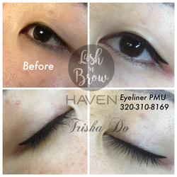 Eyeliner Permanent Makeup Tattoo