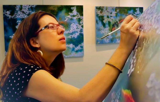 How to Create Digital Paintings