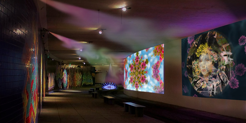 Opening reception and concert at Dupont Underground