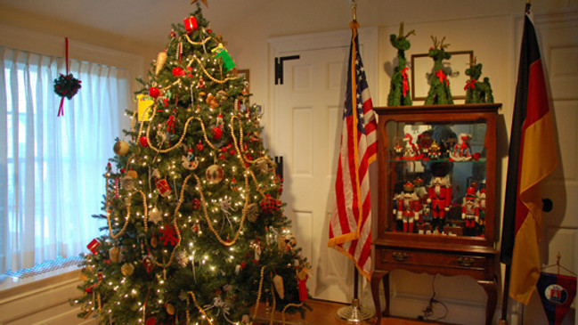 Glenview Mansion Holiday Open House