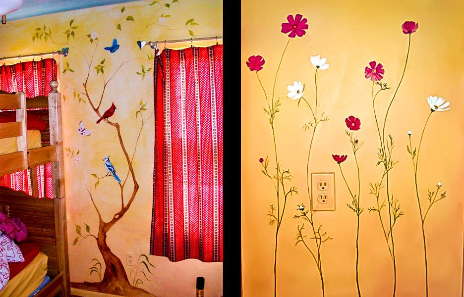 09-Girl room details