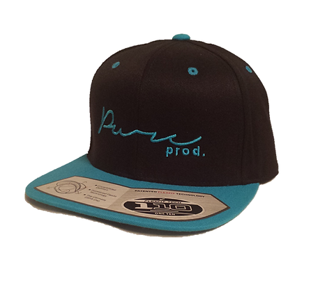 Pure Snapback - Assorted Colors