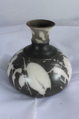 Wendy Johnson - Polished Daubed Vessel.J