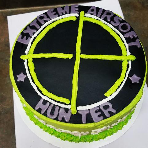 EA Custom cake