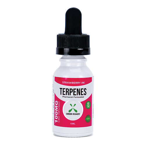 Strawberry AK Terpenes - 100 mg
