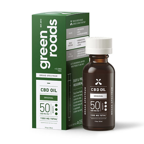 CBD Oil - 1500 mg