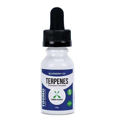 Blueberry OG Terpenes - 100 mg
