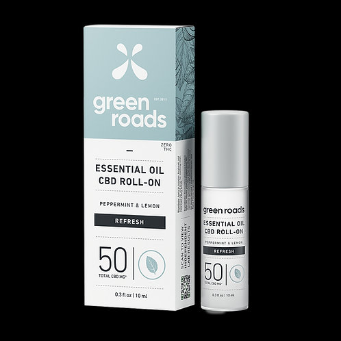 Essential Oil Roll-On - Refresh - 50mg