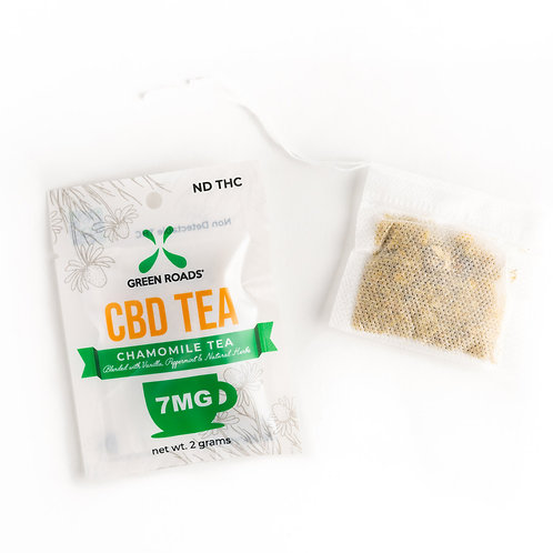 CBD Tea - 7 mg