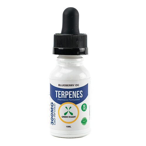 Blueberry OG Terpenes - 300 mg