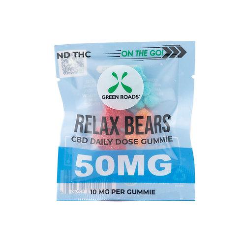 Relax Bears OTG - 50 mg