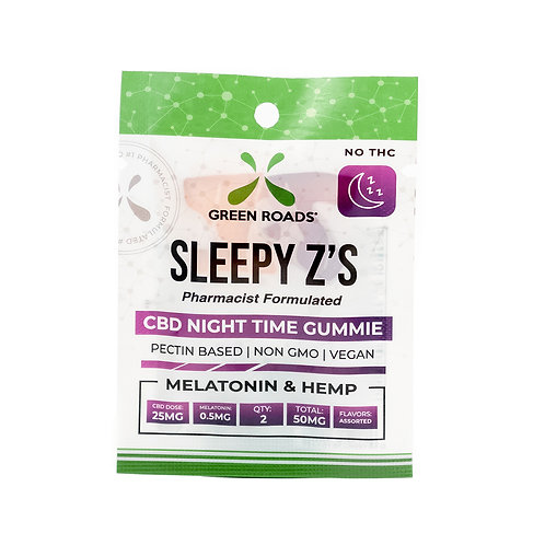 Sleepy Z's - 25 mg