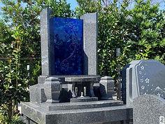 デザイン墓石・光墓