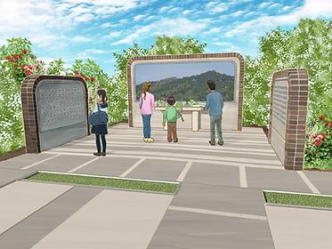 花園やすらぎ霊園 浜松浜北のイメージ
